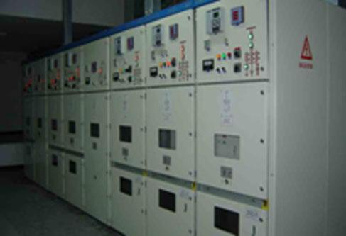 KYN28-12户内交流金属铠装抽出式开关柜