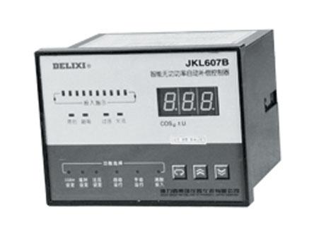 JKL系列智能无功功率自动补偿控制器